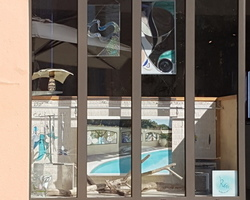 L'Esprit Vitrail - Hyères - L'atelier-salon des arts et des thes